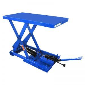 FBX50 stasionar ayaq pompası qayçı qaldırıcı masası