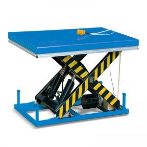 HW1001 stasionar lift masası